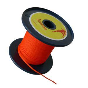Cord 2 mm kasteline