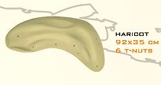 Laminate Struktur Haricot-0
