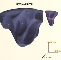Laminat Struktur Stalactite-0