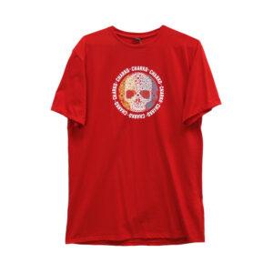 Charco rød t-shirt front