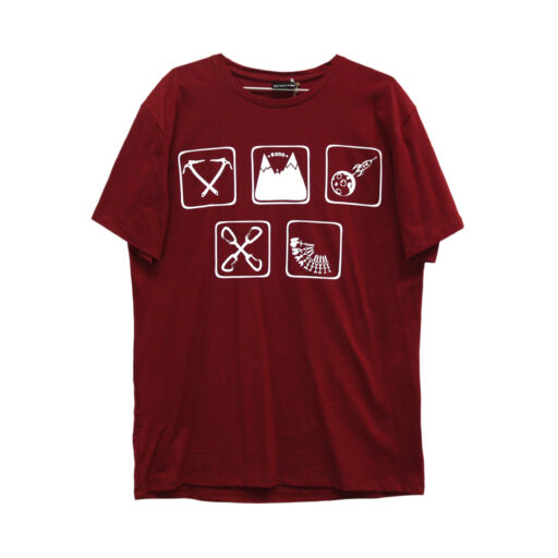 Charco Brun t-shirt front